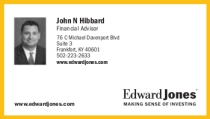 John Hibbard, Edward Jones