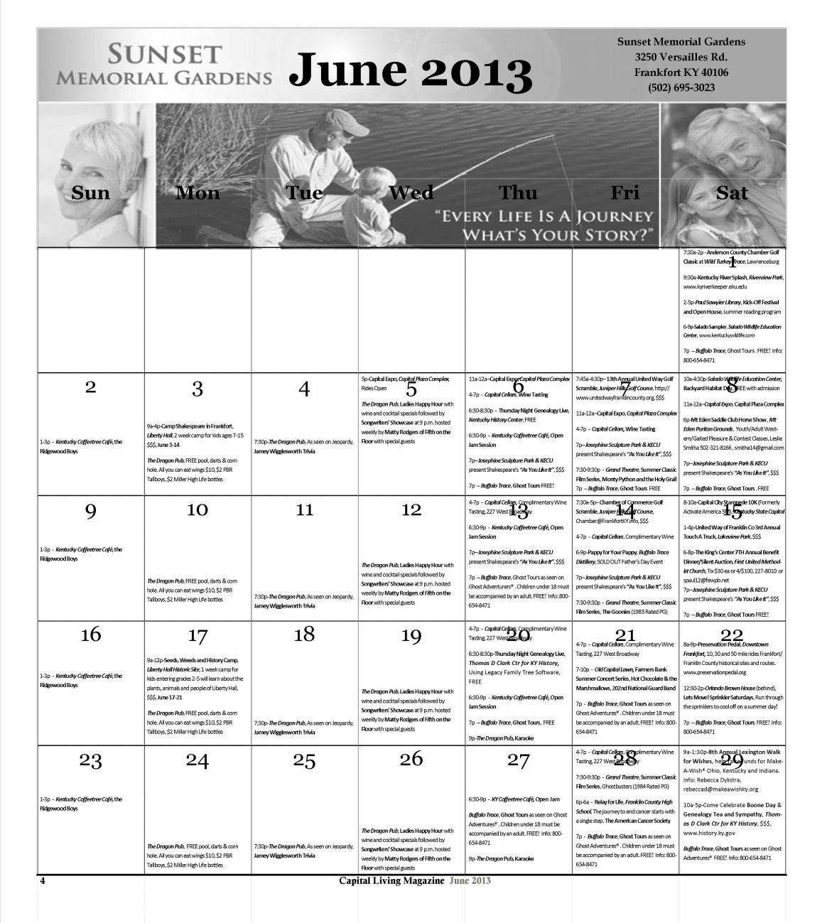 June 2013 Calendar-with sponsor
