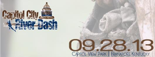 Capitol City River Dash 2013 Banner