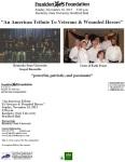 American Tribute to Veterans N Wounded Heroes-11-10-13