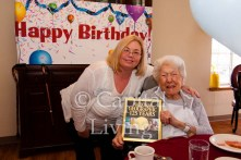 100 Year Old Betty Hostetler recieves recognition as oldest living National Geographic subscription recipient http://wp.me/p2ONcT-5nD
