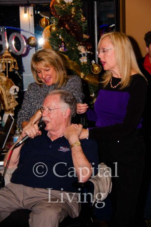 Richard Boyer realizes dream to be a Nihgtclub Singer at Prodigy Winery http://wp.me/p2ONcT-5nU