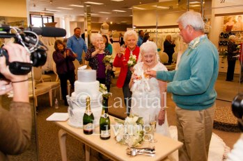 92 Year Old Ruth Sullivan becomes a bride for a day http://wp.me/p2ONcT-5rL
