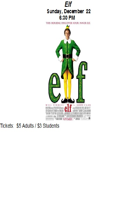 Elf at the Grand