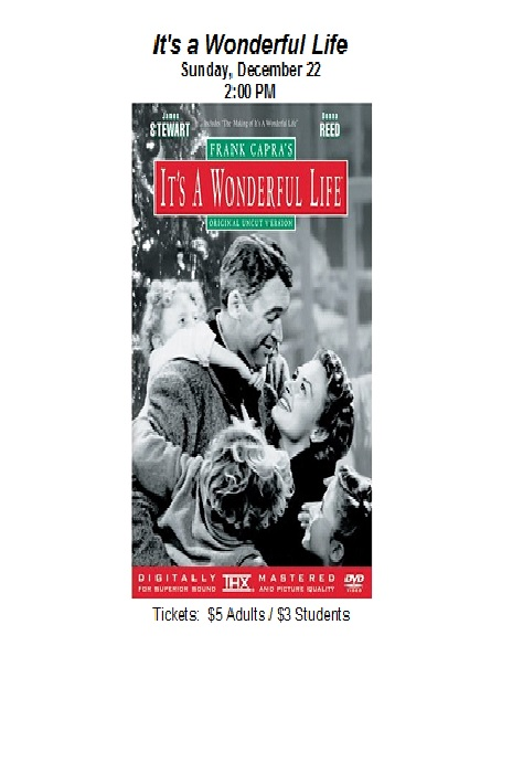It's A Wonderful Life at the Grand