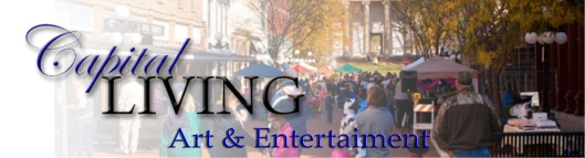 Capital Living Art & Entertainment Header