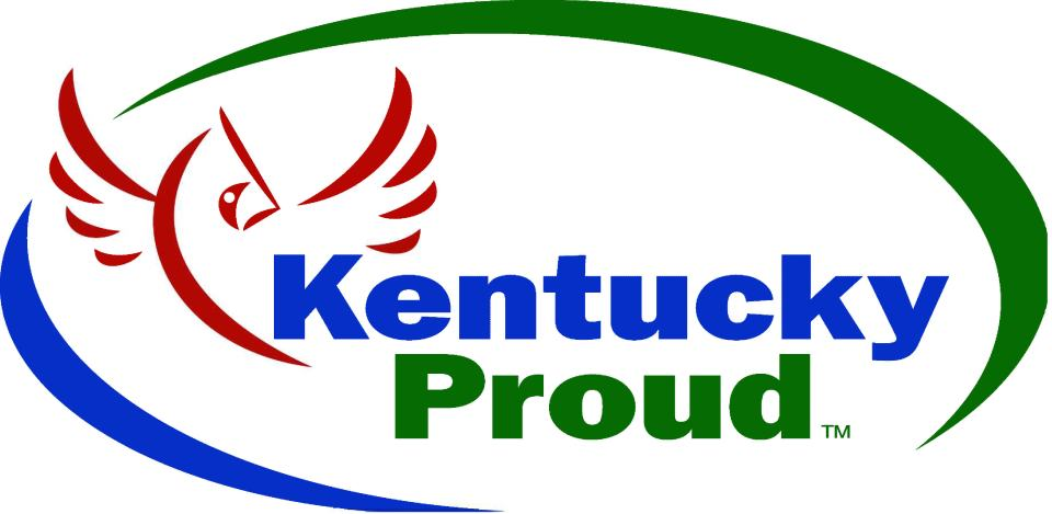 Kentucky Proud Logo Circle
