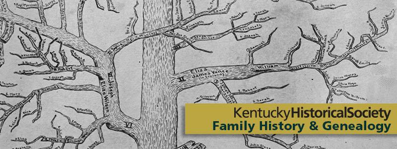 KHS Family History Workshop Banner