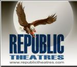 Republic Theaters of Frankfort Logo
