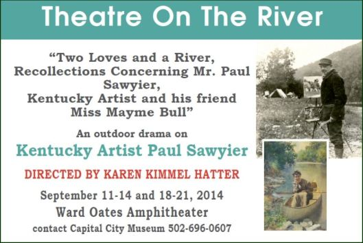 Theatre on the River - Paul Sawyier
