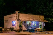 Rick's White Light Diner, the old grizzled veteran on the block - in more ways than one.