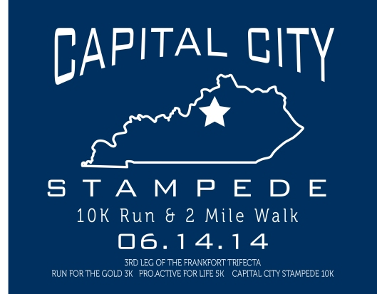 Capital City Stampede Front