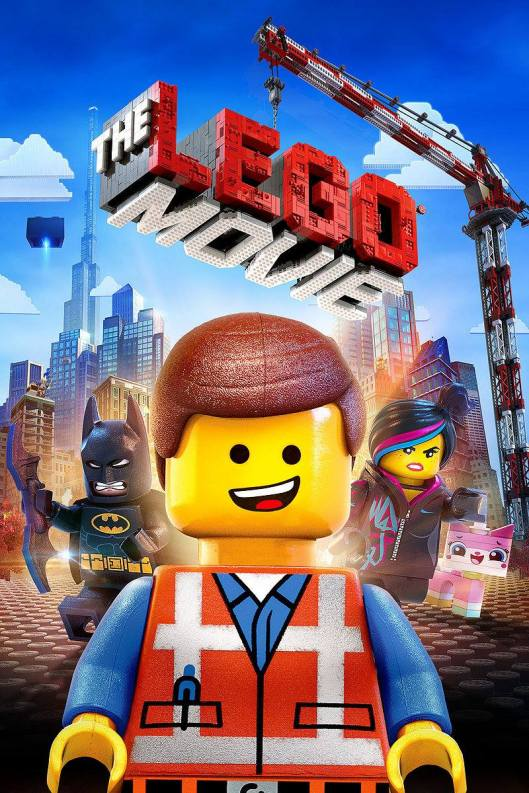 CCU Presents The Lego Movie