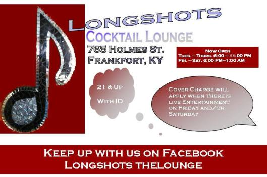 Longshots The Lounge