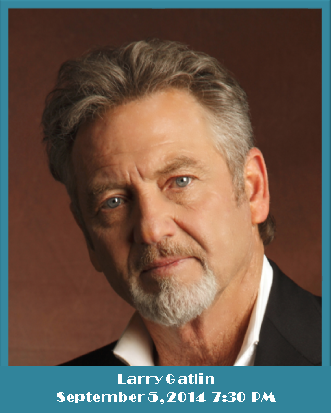 Larry Gatlin at the Grand Theatre