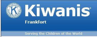 Kiwanis Club Banner