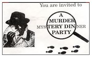 Murder Mystery Dinner at Elk Creek