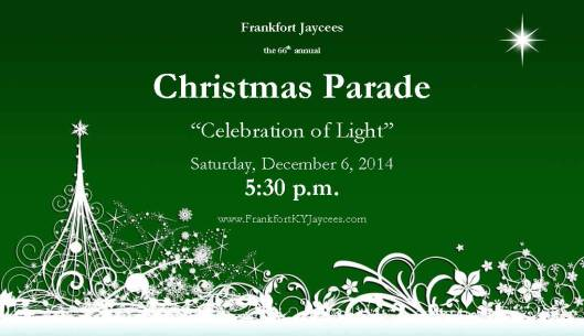 2014 Parade Flyer (green) Final
