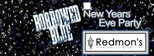 Borrowed Blue at Redmon's in Lexington