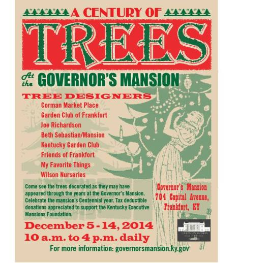 Governors Mansion - A Century of Trees 2