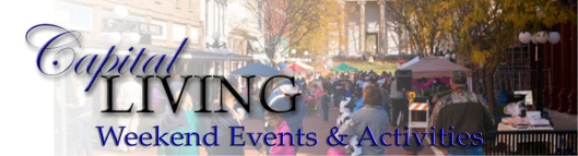 Capital Living Weekend Events Header