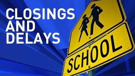 School Closings And Delays >> School Closings And Delays For Tuesday February 17 2015