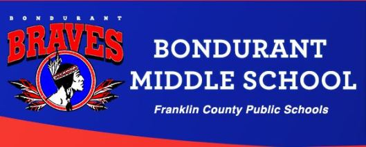 Bondurant Middle School Logo 2