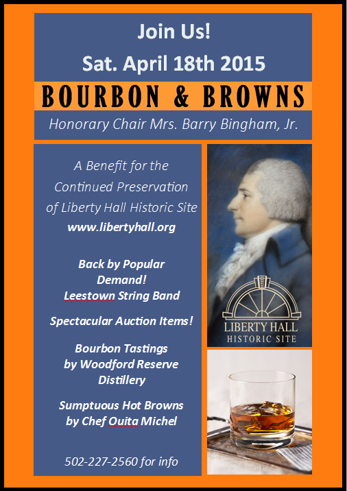 Bourbon & Browns 2015 STD Card for Partner Distribution