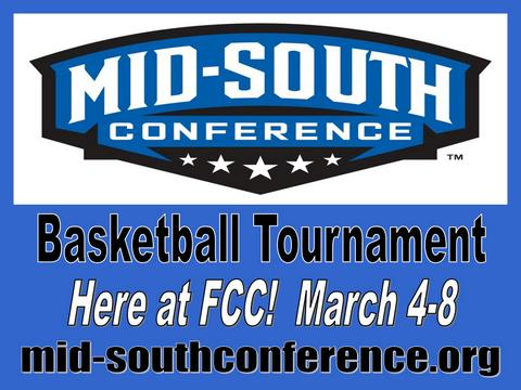 Midsouth Conference Basketball Tournament - Mar4-8