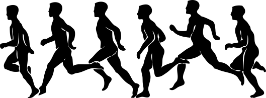 people-running-marathon-clipart-Runners