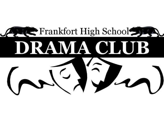 Frankfort High School Drama Club Logo