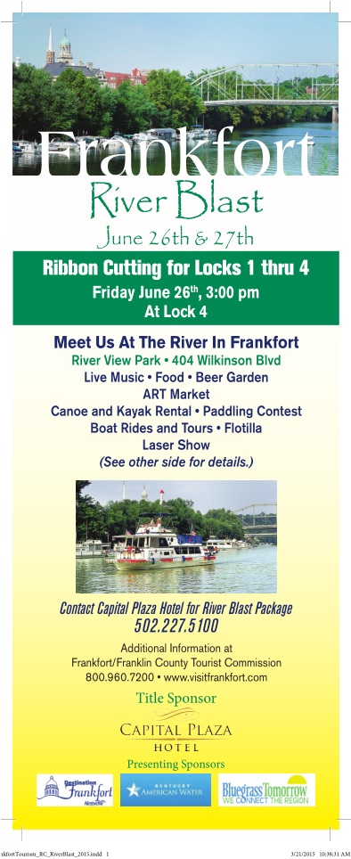 Frankfort River Blast A - June 26-27