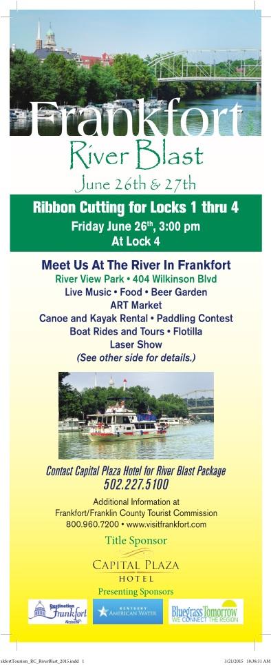 Frankfort River Blast A - June 26-27