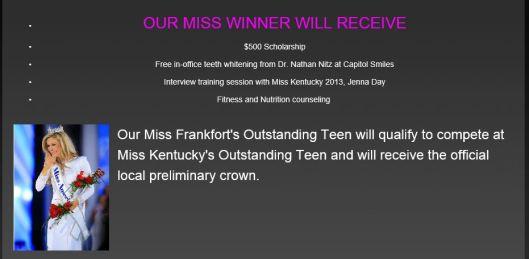 Miss Capital City Scholarship 2015 - 3-21-15