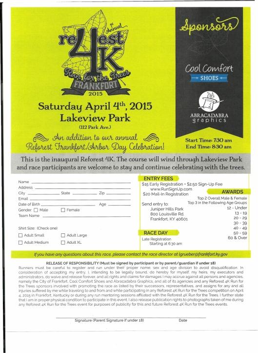 Reforest Frankfort 4K 2015