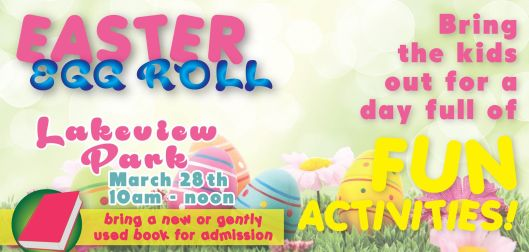 Star 1037 Easter Egg Roll 2015