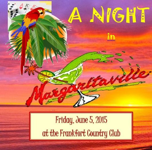 A Night in Margaritaville for the Simon House - 6-5-15