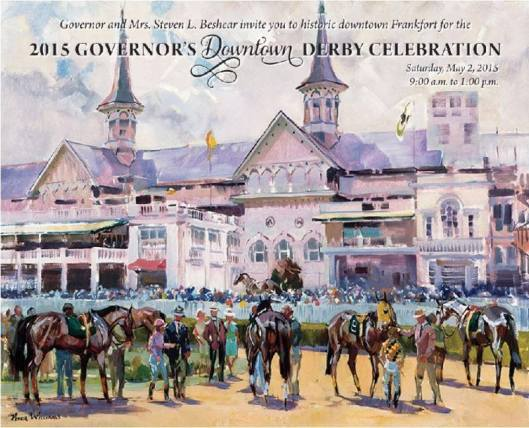 The Governor's Downtown Derby Celebration - May 2nd