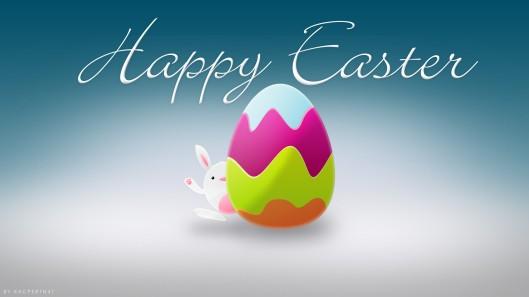 happy-easter-cute-bunny-egg-wallpaper