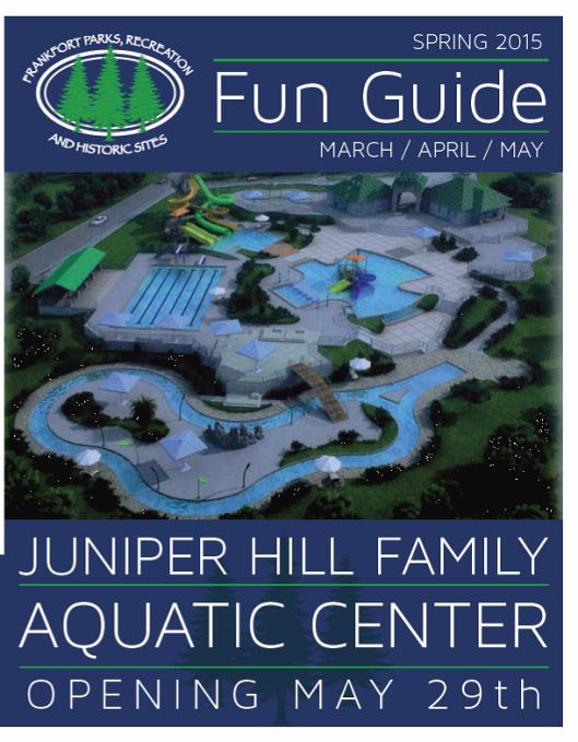 Juniper Hills Waterpark Opening May 29, 2015