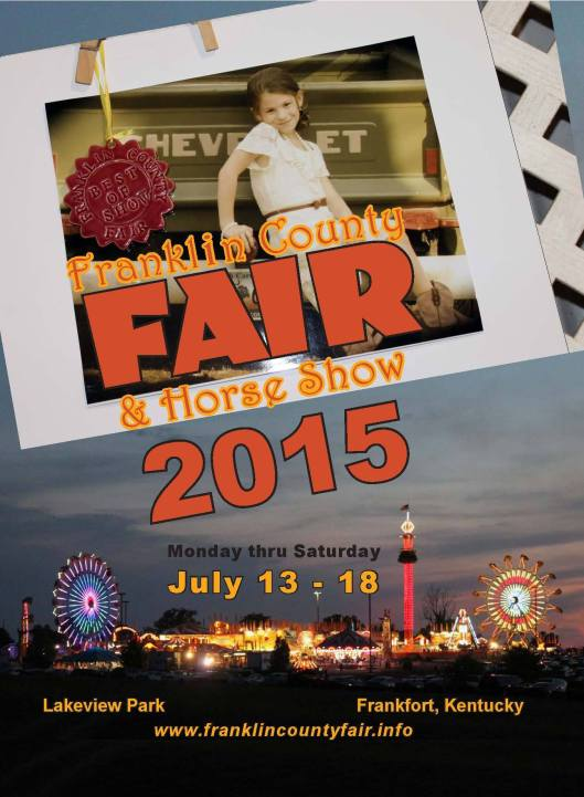 Franklin County Fair Catalogue 2015 - July 13-18