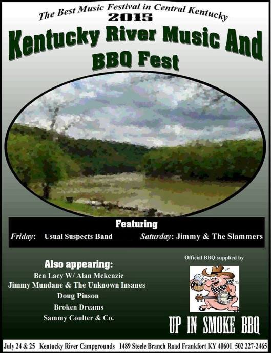 Kentucky Campground BBQ Festival