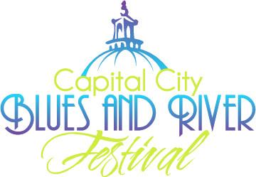 Capital City Blues & River Festival Logo - 8-29-15