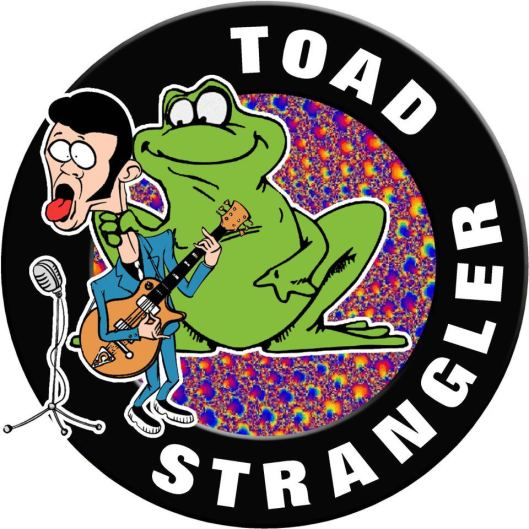 Toad Strangler Band Logo