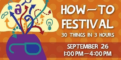 PSPL How To Festival - 9-26-15