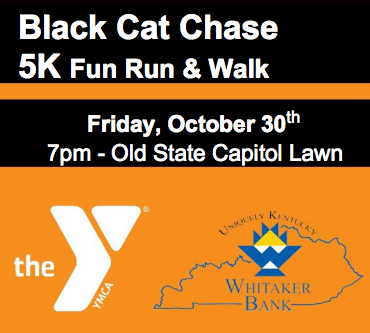 Black Cat Chase 5K 2015