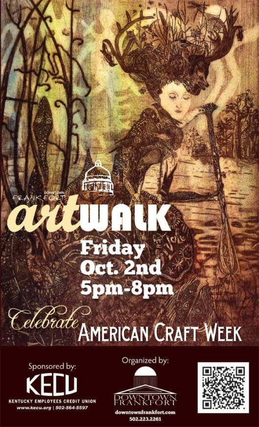 Fall ArtWalk 2015 - 10-2-15