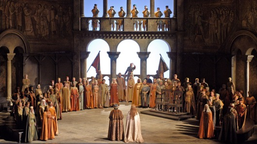 MET Opera - TANNHÄUSER at the Grand Theatre - 10-31-15