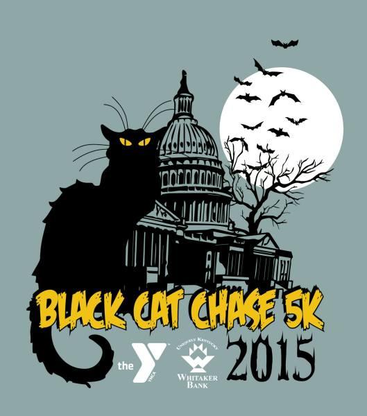 Black Cat Chase 2015 Logo
