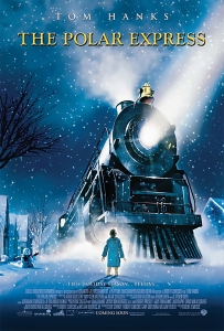 Polar Express Movie at the Grand Theatre